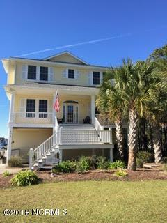 403 Island Drive, Beaufort, NC 28516 (MLS #100103382) :: Coldwell Banker Sea Coast Advantage
