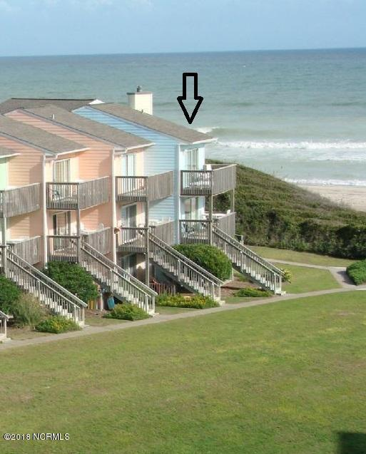 8801 Reed Drive E105, Emerald Isle, NC 28594 (MLS #100103961) :: Coldwell Banker Sea Coast Advantage