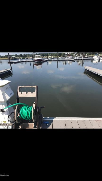 Bt Slip 9 Dock A, Newport, NC 28570 (MLS #100105157) :: David Cummings Real Estate Team