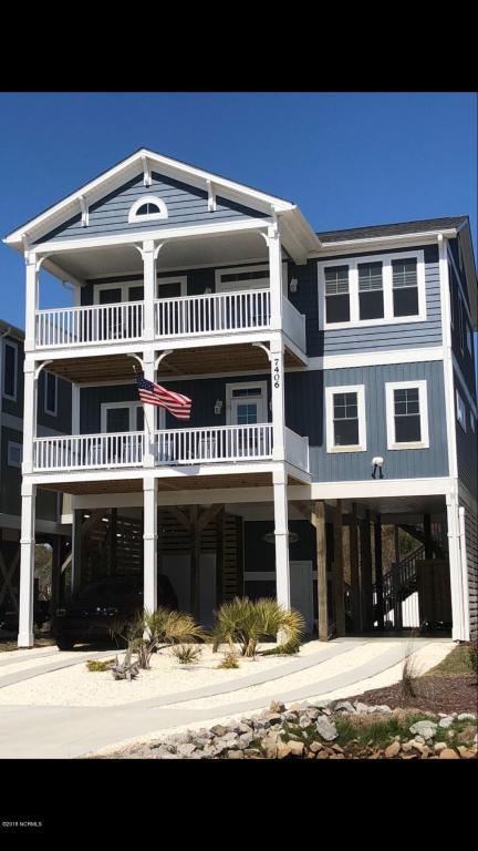 4012 E Beach Drive, Oak Island, NC 28465 (MLS #100106388) :: Harrison Dorn Realty