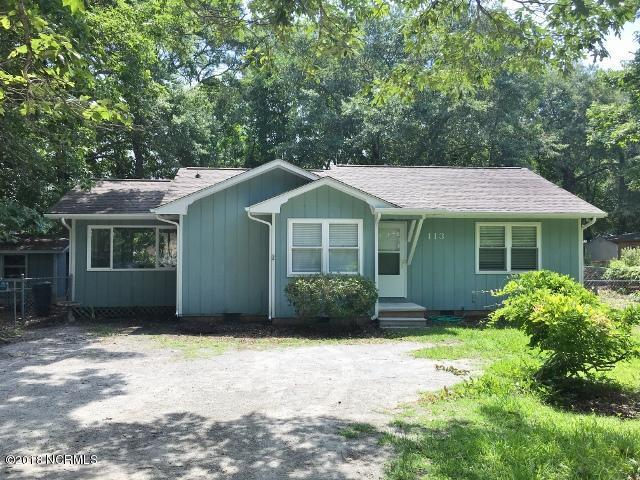 113 Bayshore Drive, Cape Carteret, NC 28584 (MLS #100107009) :: Donna & Team New Bern