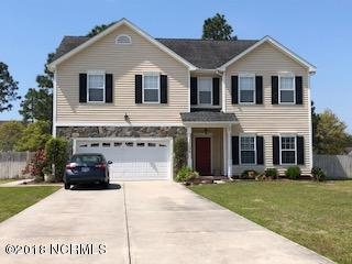 134 Tifton Circle, Cape Carteret, NC 28584 (MLS #100108505) :: Courtney Carter Homes
