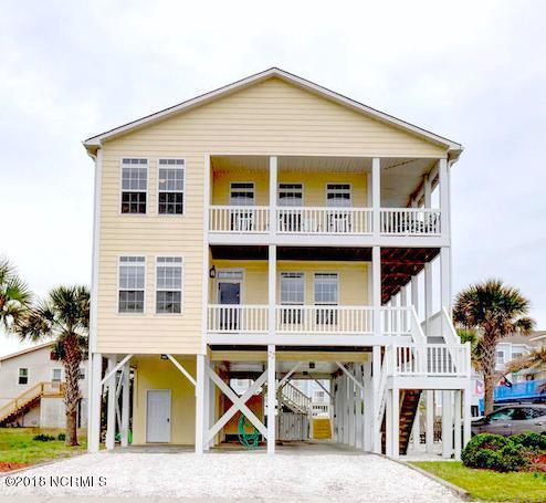 22 E Second Street, Ocean Isle Beach, NC 28469 (MLS #100108632) :: Courtney Carter Homes