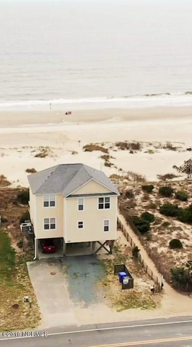 2201 E Beach Drive, Oak Island, NC 28465 (MLS #100109549) :: Harrison Dorn Realty