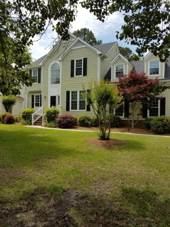 4604 Pine Hollow Drive, Wilmington, NC 28412 (MLS #100110761) :: The Keith Beatty Team