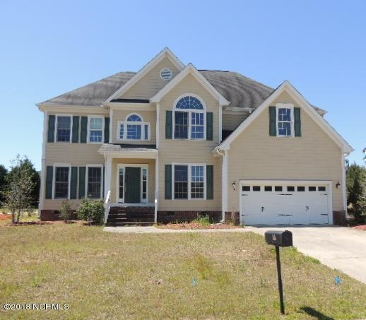 125 Fort Charles Drive NW, Supply, NC 28462 (MLS #100111485) :: Harrison Dorn Realty
