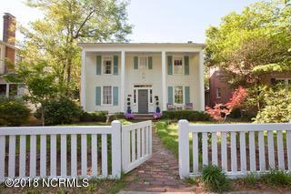 1810 Grace Street, Wilmington, NC 28405 (MLS #100111934) :: Harrison Dorn Realty