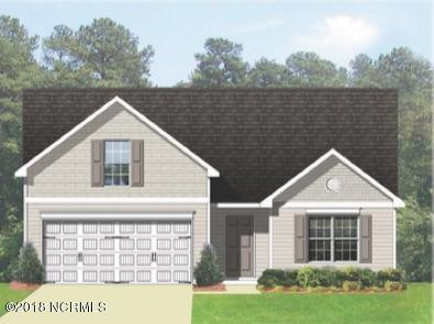 116 Backfield Place, Jacksonville, NC 28540 (MLS #100116394) :: Courtney Carter Homes
