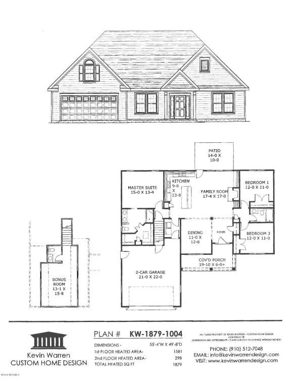 Lot 20 E Waverly Drive, Burgaw, NC 28425 (MLS #100120928) :: RE/MAX Elite Realty Group