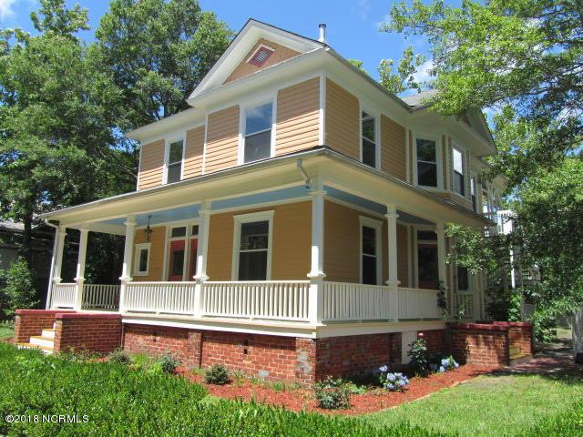 1933 Wrightsville Avenue, Wilmington, NC 28403 (MLS #100121976) :: David Cummings Real Estate Team