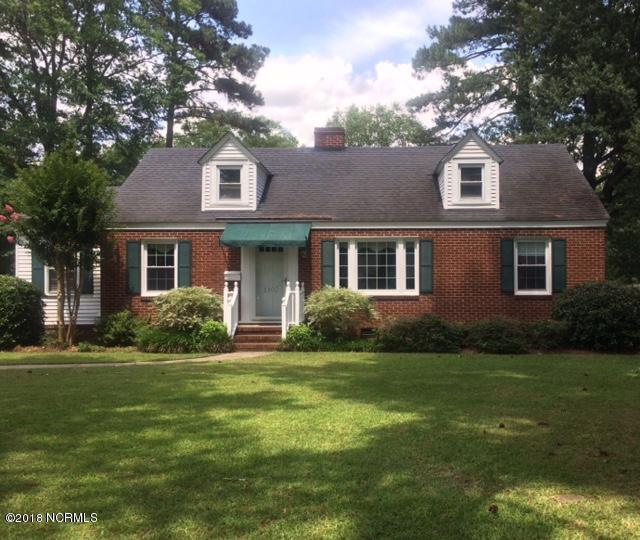 1102 Branch Street NW, Wilson, NC 27893 (MLS #100122974) :: RE/MAX Essential