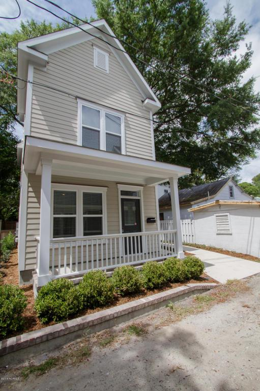 515 Peabody Alley, Wilmington, NC 28401 (MLS #100123944) :: Courtney Carter Homes