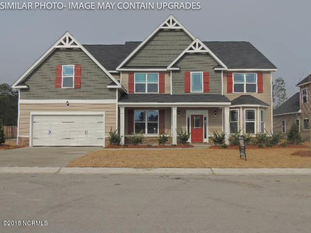 000 Southern Dunes Lot 42, Jacksonville, NC 28454 (MLS #100124031) :: Courtney Carter Homes