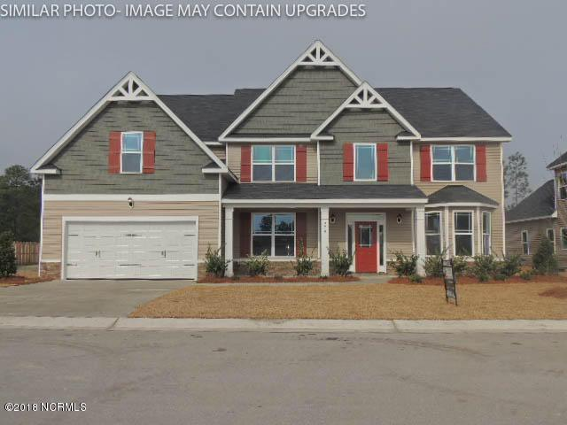 000 Southern Dunes Lot 80, Jacksonville, NC 28454 (MLS #100124033) :: Courtney Carter Homes