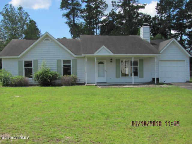 301 Little John Lane, Havelock, NC 28532 (MLS #100125929) :: Harrison Dorn Realty