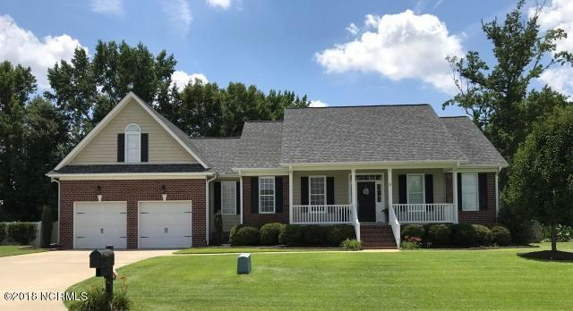 4309 Southlea Drive, Winterville, NC 28590 (MLS #100126263) :: The Keith Beatty Team