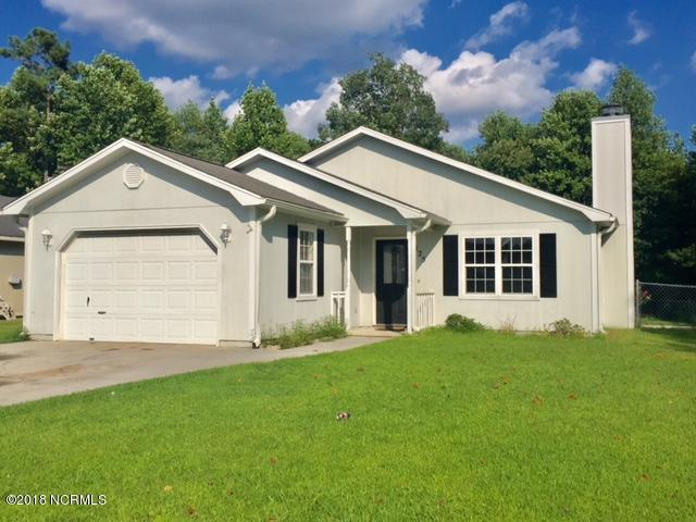 125 Foxlair Drive, Hubert, NC 28539 (MLS #100126976) :: Century 21 Sweyer & Associates