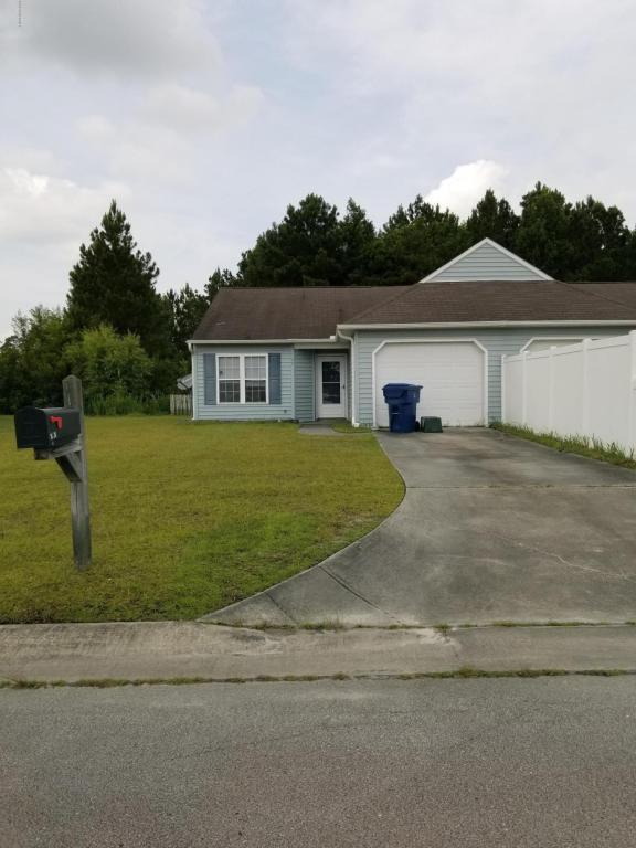 125 Kobe Drive, Havelock, NC 28532 (MLS #100127616) :: Harrison Dorn Realty