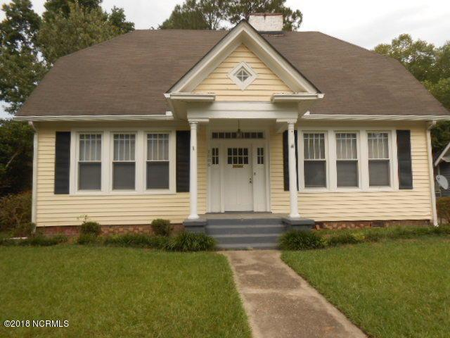 1006 Vance Street N, Wilson, NC 27893 (MLS #100127796) :: David Cummings Real Estate Team