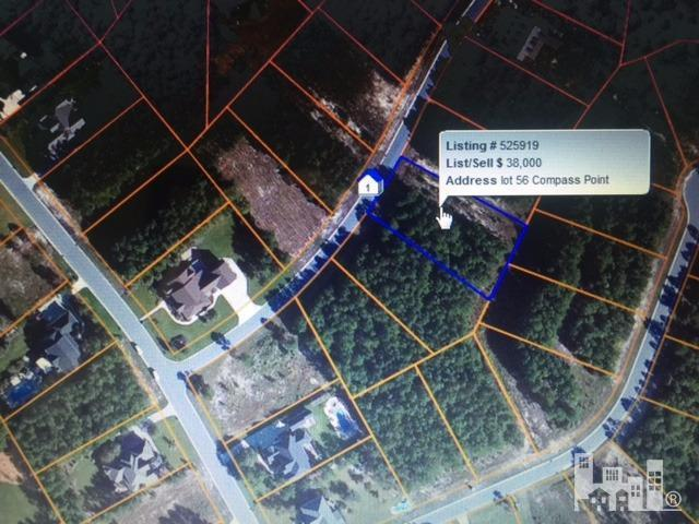 Lot 56 Compass Point, Hampstead, NC 28443 (MLS #100128778) :: RE/MAX Essential