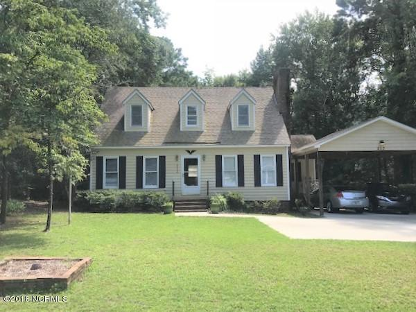 213 Park Avenue Ext, Southport, NC 28461 (MLS #100129517) :: David Cummings Real Estate Team