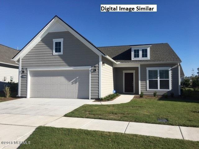 826 Broomsedge Terrace, Wilmington, NC 28412 (MLS #100131540) :: Courtney Carter Homes