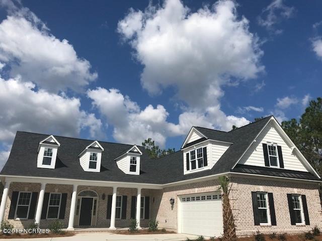 2580 Sea Island Road NE, Leland, NC 28451 (MLS #100134179) :: Berkshire Hathaway HomeServices Prime Properties