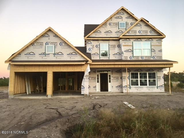622 Prospect Way Lot 307, Sneads Ferry, NC 28460 (MLS #100136083) :: Terri Alphin Smith & Co.