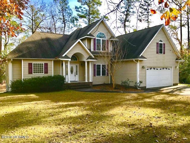 222 White Oak Bluff Road, Stella, NC 28582 (MLS #100143342) :: Berkshire Hathaway HomeServices Prime Properties