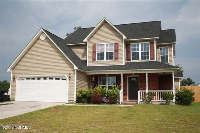 103 Pinyon Court, Jacksonville, NC 28546 (MLS #100144283) :: Coldwell Banker Sea Coast Advantage