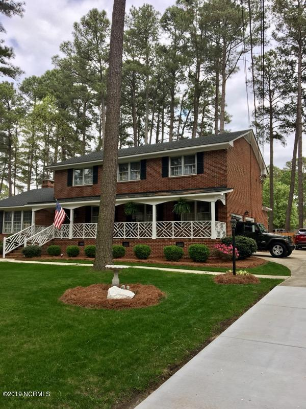 1306 Lakeside Drive NW, Wilson, NC 27896 (MLS #100144684) :: Chesson Real Estate Group