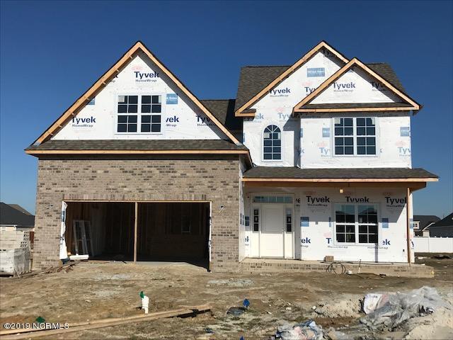 401 Crimson Drive, Winterville, NC 28590 (MLS #100145700) :: Century 21 Sweyer & Associates