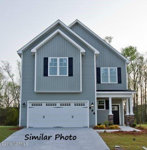 210 Shell Rock Landing Road, Hubert, NC 28539 (MLS #100145808) :: Coldwell Banker Sea Coast Advantage
