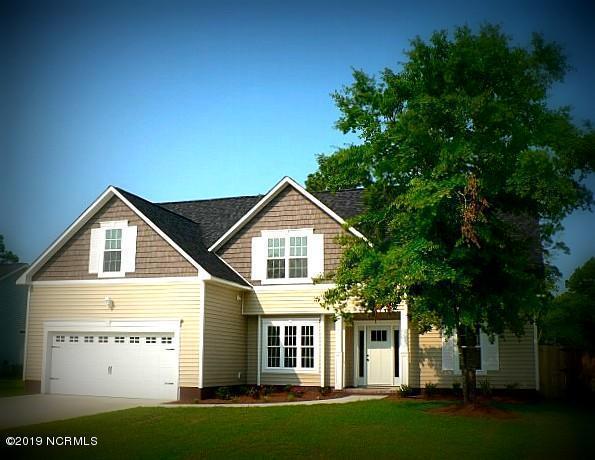 216 Brook Crossing Road, Swansboro, NC 28584 (MLS #100149868) :: Harrison Dorn Realty