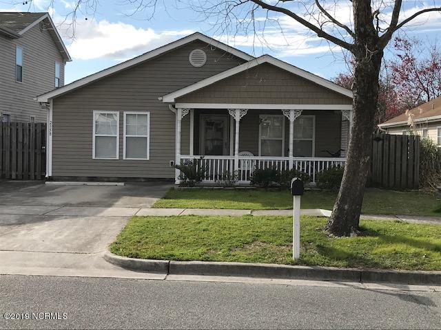 2358 Adams Street, Wilmington, NC 28401 (MLS #100151095) :: Coldwell Banker Sea Coast Advantage