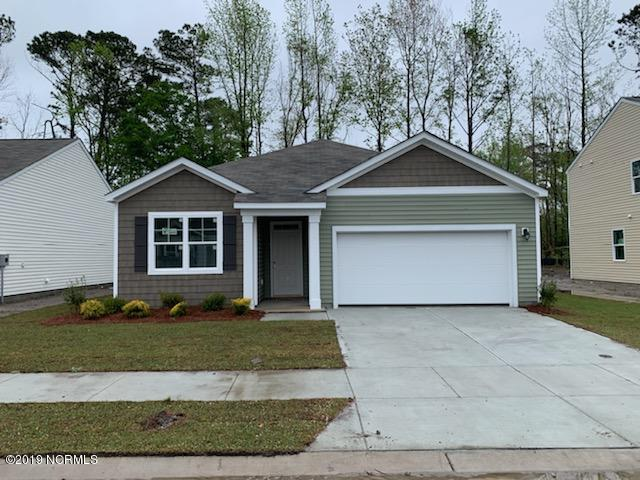 1724 Still Creek Drive Lot 7, Wilmington, NC 28411 (MLS #100153947) :: RE/MAX Essential