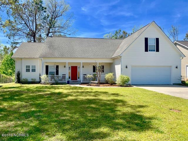 400 Whirlaway Boulevard, Sneads Ferry, NC 28460 (MLS #100161548) :: Donna & Team New Bern