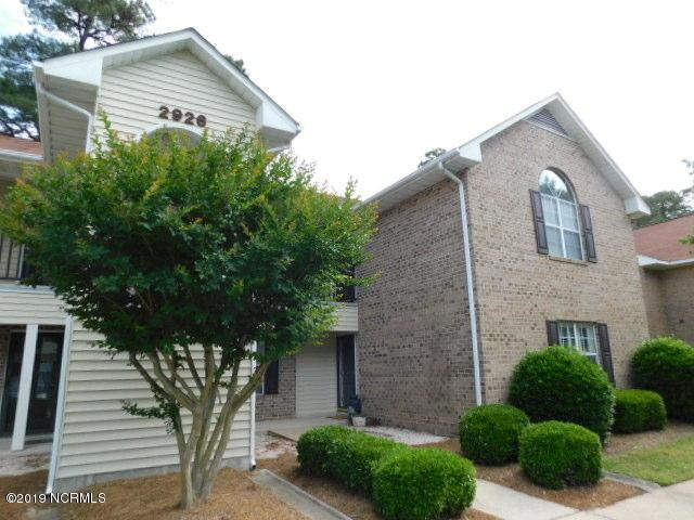 2926 Mulberry Lane C, Greenville, NC 27858 (MLS #100164655) :: Vance Young and Associates