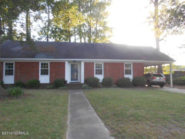 503 Glendale Drive W, Wilson, NC 27893 (MLS #100165604) :: The Bob Williams Team