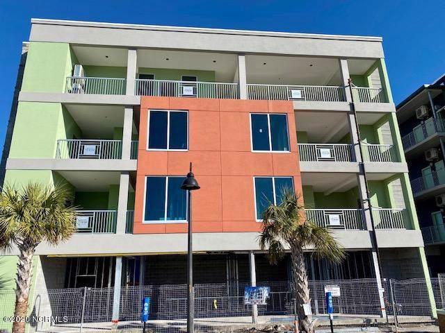 108 Cape Fear Boulevard #400, Carolina Beach, NC 28428 (MLS #100167845) :: Vance Young and Associates