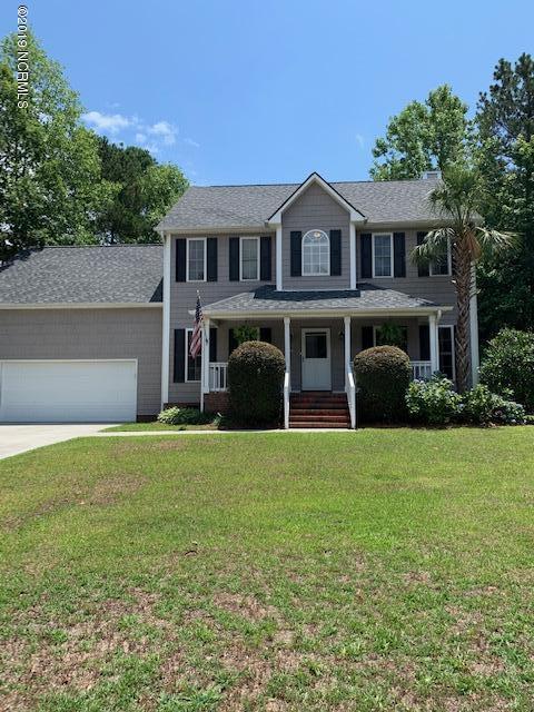 7218 Oyster Lane, Wilmington, NC 28411 (MLS #100170919) :: Berkshire Hathaway HomeServices Prime Properties