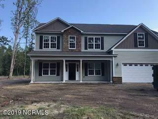 405 River Bluffs Drive, New Bern, NC 28560 (MLS #100178997) :: Century 21 Sweyer & Associates