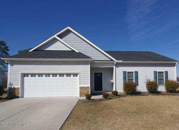 1004 Ellery Drive, Greenville, NC 27834 (MLS #100184980) :: Donna & Team New Bern