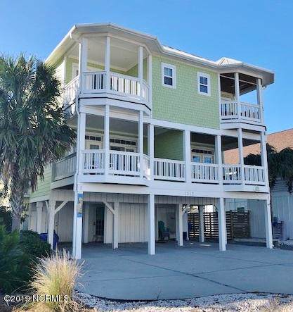 1512 S Lake Park Boulevard S #1, Carolina Beach, NC 28428 (MLS #100189229) :: RE/MAX Essential
