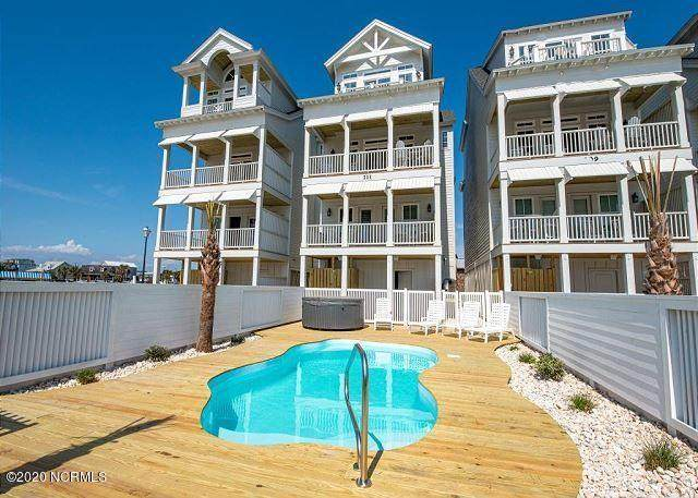 111 Atlantic Boulevard, Atlantic Beach, NC 28512 (MLS #100189909) :: Thirty 4 North Properties Group