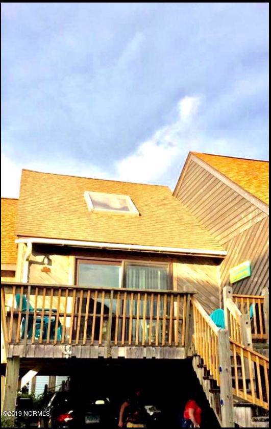 892 New River Inlet Road #4, North Topsail Beach, NC 28460 (MLS #100191616) :: The Oceanaire Realty