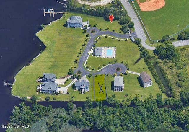 130 Riverwalk Landing, Jacksonville, NC 28540 (MLS #100204087) :: Berkshire Hathaway HomeServices Hometown, REALTORS®