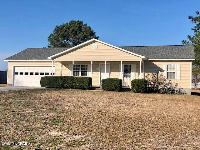 209 Redberry Drive, Richlands, NC 28574 (MLS #100204111) :: Coldwell Banker Sea Coast Advantage