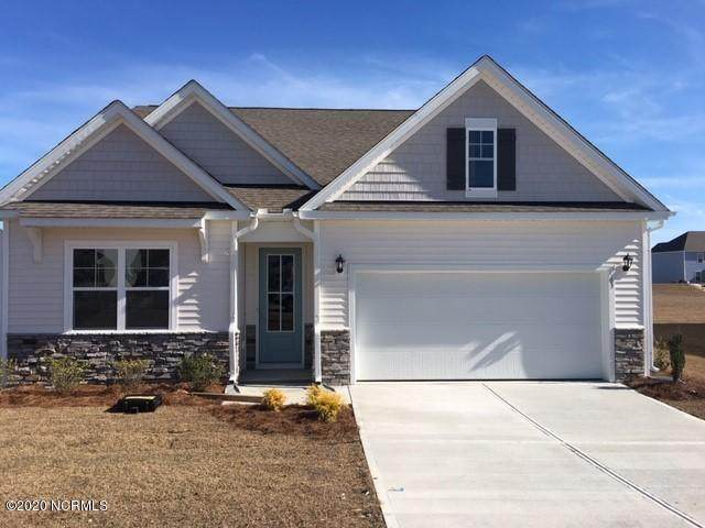 63 Colonial Heights Drive Lot 28, Hampstead, NC 28443 (MLS #100206886) :: RE/MAX Essential