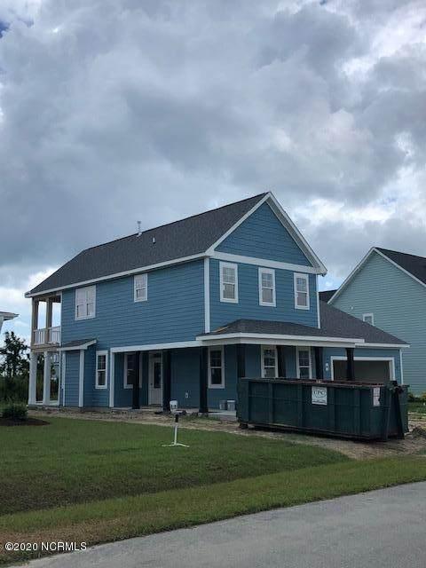 602 Lanyard Drive, Newport, NC 28570 (MLS #100220765) :: Thirty 4 North Properties Group
